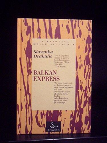 Balkan express - Amazon Libri