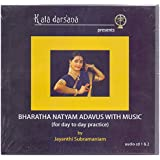 Bharatanatyam Adavus With Music - For Day to Day Practice