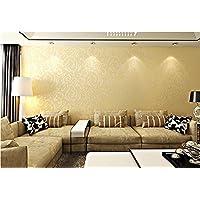 AIKE Tapete Vlies Normallack Modern Einfach 3D Relief Dekoration  Schlafzimmer TV Wand Wohnzimmer Tapete  53