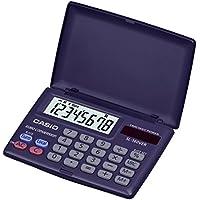 CASIO SL-160VER calcolatrice tascabile - Display a 8 cifre e apertura orizzontale della falda di protezione - Confronta prezzi