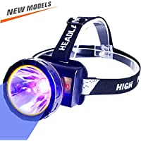 ROMER Faros de pesca -Luz de luz LED Linterna Farol de caza