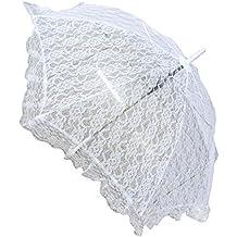 Paraguas en encaje (diff. Coloris)