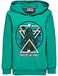 Lego Wear Boy Star Wars Saxton 351-Sweatshirt, Sweat-Shirt Garçon