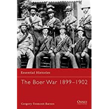 The Boer War 1899-1902 (Essential Histories) by Gregory Fremont-Barnes (2003-04-20)