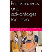 Englishnovels and advantages for India (English Edition)