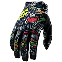 O'Neal Jump CRANK Black / multi Gloves 0385JC Downhill Cycling Gloves-Size 1, Xx-Large