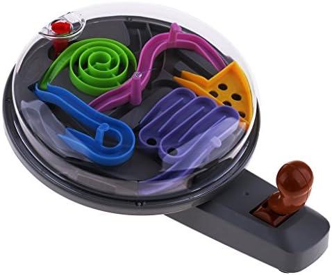 MagiDeal 3D Labyrinthe Dédale  s Education Magie Intellect Casse-tête Iq Enigme 16.5cm | Paquet Solide Et élégant