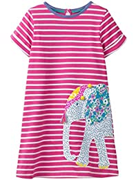 0a35eb51a17f Amazon.co.uk  Pink - Dresses   Girls  Clothing