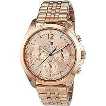 Tommy Hilfiger Damen-Armbanduhr Sophisticated Sport Analog Quarz Edelstahl beschichtet 1781700
