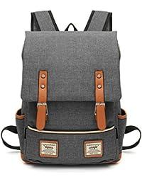 OURBAG Mochila de alta capacidad Bolso de hombro casual Mochila maletín Bolsa para portátil