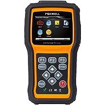 Foxwell AutoService Pro NT4021OBD2outil de diagnostic avec EPB Service, éclairage huile, Reset Service et configuration de batterie Fonction spéciale