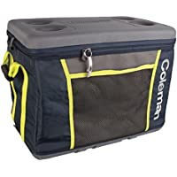 Coleman Unisex Sport 45 Can Collapsible Soft Cooler, Yellow/Blue