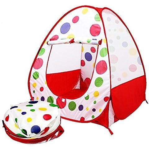 MaMaison007 Deportes al aire libre jardín divertido Camping tienda niños jugar tienda casa juego