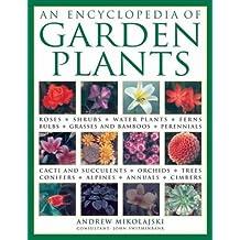 An Encyclopedia of Garden Plants by Andrew Mikolajski (2001-11-30)