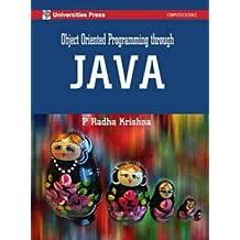 Object Oriented Programming Through Java by P. Radha Krishna (2007-01-29)