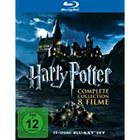 Harry Potter 1-7 - Complete Collection