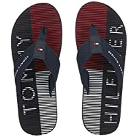 Tommy Hilfiger Erkek Th Seasonal Beach Sandal Moda Ayakkabı