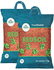 TrustBasket Garden Red Soil 10 kg