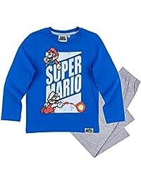 Super Mario Pijama dos piezas - para niño 96cfd56d80d