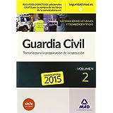 Guardia Civil Temario para la Preparación de Oposición. Materias Socioculturales y Técnico-Científicas: Temario II. Guardia Civil. Materias ... 2 (Fuerzas Cuerpos Seguridad 2015)
