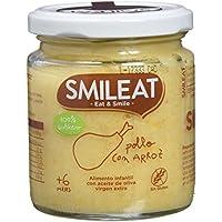 Smileat Tarrito de Pollo con Arroz - 230 gr - [Pack de 12]