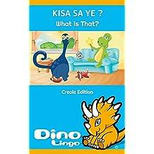 Kisa Sa Ye? (English Edition)