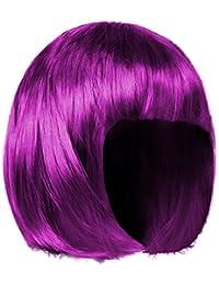 Shenky Bob Perücke und Haarteil für Damen Fasching Karneval