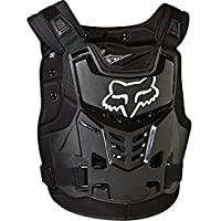 Fox Racing Proframe LC Roost Deflector (L/XL, Black) by Fox Racing