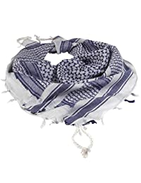 Unbekannt Shemag/los Palestinos de pañuelo Azul/Blanco