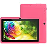 7inch Google Android 4.4 Quad Core Tablet PC 1GB+8GB Dual Camera WiFi Bluetooth - B07GVKSKT8