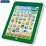 Enfants Apprendre l'anglais interactif bilingue parler tablette pavé tactile avec écran tactile - pad Lexibook Enfants numéros Découvrir et lettres, des mots, l'orthographe, la musique et les instruments