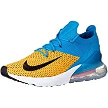 low priced 89f6d 46f43 NIKE Air Max 270 Flyknit Mens Ao1023-800 Size 7