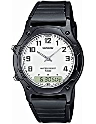 Casio Collection Herren-Armbanduhr Analog / Digital Quarz AW-49H-7BVEF