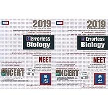 Errorless Biology for NEET (Set of 2 Volume) 2019 Edition by Universal Books Depot (UBD 1960)