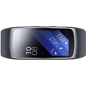 Samsung - Gear Fit 2 - Tracker d'Activité - Taille L - Noir