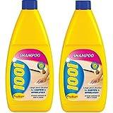 2x 1001Shampooing Moquette et tapisseries Cleaner 450ml Livraison gratuite