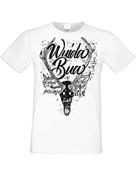 Trachten T-Shirt Herren Männer W
