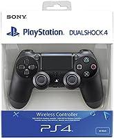 Sony - Dualshock 4 V2 Mando Inalámbrico, Color Negro V2 (PS4)