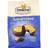 st michel Savaroise au chocolat - ( Prix Unitaire ) - Envoi Rapide Et Soignée