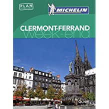 Guide Vert Week-End Clermont-Ferrand Michelin