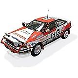 serie Aoshima Bunka Kyozai 1./2.4. BEEMAX No.8. Toyota Celica GT-FOUR ST1.6.5. 1.9.9.0 Rally Safari modelo de plaestico especificacioen