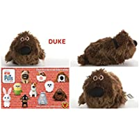 McDonalds 2016 The Secret Life of Pets Plush toy Duke #2 by Secret Life of
