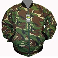 DALLAS giacca da donna Urban Camo multicolore wear L