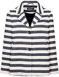 Anastasia Stripe Women`s Summer Box Jacket