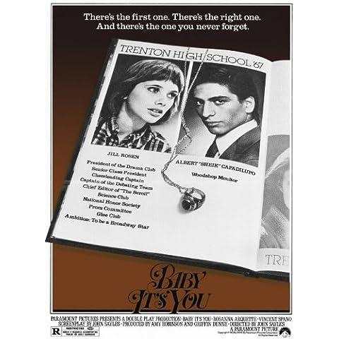 Póster de película easyworld es que 11 x 17 - 28 cm x 44 cm Rosanna Arquette en Vincent Spano Jack Davidson Joanna Merlin Nick Ferrari Leora