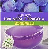 Bonomelli Infuso Uva Nera/Fragola - 10 Filtri