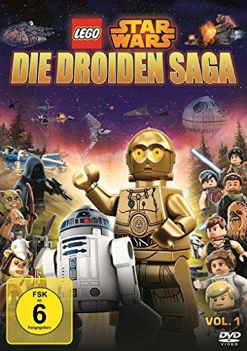 Disney Interactive Studios Lego Star Wars: Die Droiden Saga - Volume 1 (FSK 6 Jahre) DVD