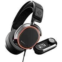 Steelseries Arctis Pro with GameDAC for Hi-Res gaming audio system (PS4)