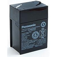 Panasonic - Batería plomo AGM PANASONIC LC-R064R5P 6V 4.5Ah F4.8
