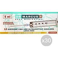 Set 30 MARCUS Dr Syringes X10 Ml 5 Parafarmacia Und Körperpflege preisvergleich bei billige-tabletten.eu
